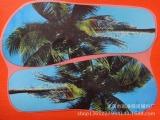 儿童EVA拖鞋烫画沙滩鞋皮革烫画 来图定做 不掉色 义乌厂家供应