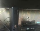 微软xbox360s版游戏机