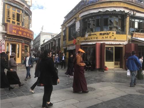 梦中的地方-西藏
