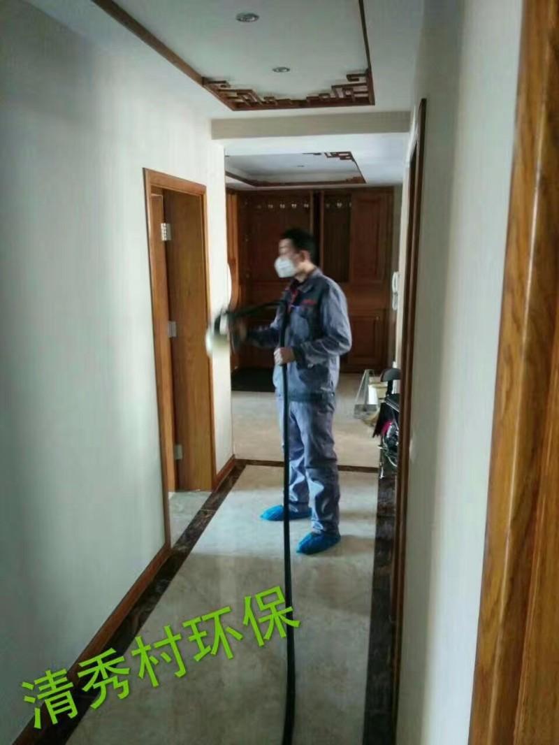 淄博专业除甲醛 室内车内空气检测治理 就找清秀村