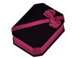 精美饰品包装盒 绒布盒高档 项链吊坠耳环手链盒子 银饰专业包装
