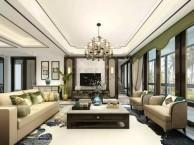 成都客厅拼花地砖风格 打造时尚客厅装修