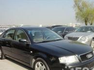 奥迪A6L 奥迪A6L2.4 黑色 2004年上牌-【长期收购和