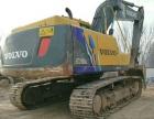 转让 挖掘机沃尔沃出售个人沃尔沃210