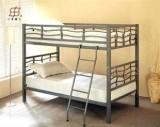 厂家直销供应优质双层床 铁床 公寓床(图
