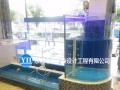 东莞海鲜池 观光池 超市鱼池设计工程定做哪家好