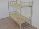上海员工宿舍双层床铁架床学生宿舍上下床 高低床厂家