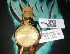男士K金手表