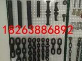 质量可靠18mm22mm矿用链条连接环,弧齿环,锯齿环厂家