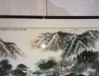 黄冈企业礼品书法字画成品批发-团风酒店装饰书画定制裱框安装
