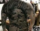 城阳纹身魔焱刺青纹身培训,洗纹身