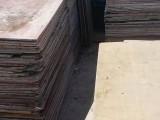 护栏模板 建筑模板工地旧模板旧木方旧跳板