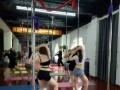 绵阳华翎舞蹈培训 专业舞蹈教师 零基础小班系统授课