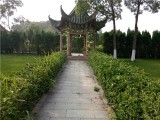 荆州市八岭山现代文化艺术陵园