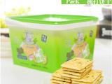 最新到货 EDOpack海苔味梳打饼干咸苏打饼干 518g礼盒装