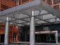 佛山钢结构阳光板雨棚工程公司,铁江钢结构实力雄厚