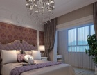 安阳香格里拉三室两厅简欧风格装修效果图案例