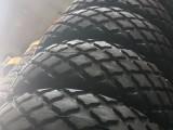 充气式含内胎工程铲车菠萝花纹轮胎18.00-25
