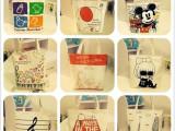 【帆布包】直销 韩版购物袋 时尚休闲包 厂家定做 批发地摊货批发