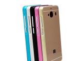 新红米2手机壳 红米2手机套 小米红米2外壳金属边框后盖推拉批发