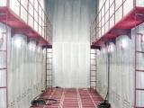 众邦伟业- 环保型风力循环喷砂(丸)房