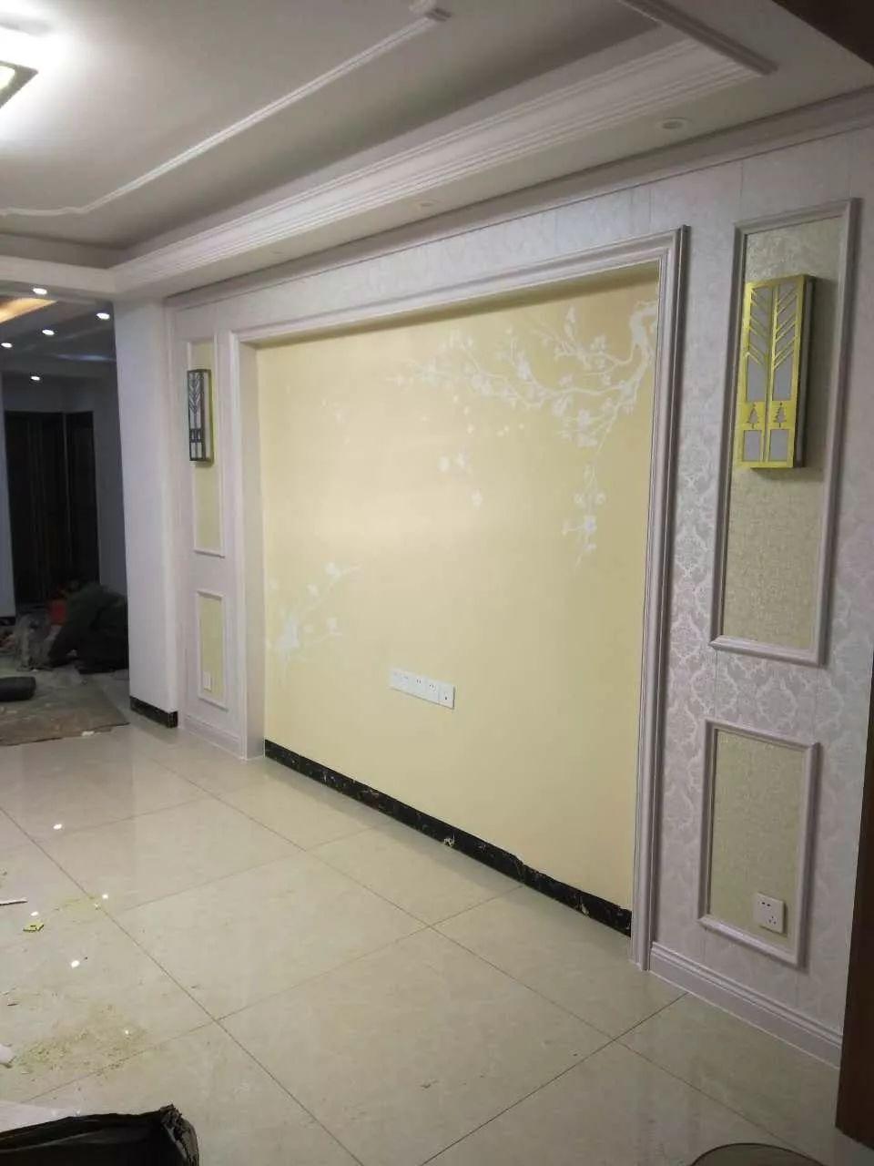 酒店宾馆墙面顶面装修选材-盛福集成护墙板一站式采购