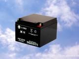 12V24AH太阳能胶体电池 风光互补储能蓄电池 光伏发电站电池