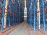 宁波窄巷式货架厂家 窄巷道货架 仓库中型货架 送货安装
