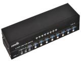 丰杰FJ-8UK8口切换器 8口KVM 手动USB 8路USB2