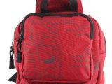 正品 运动单肩包 男士竖款旅行休闲胸包 旅游户外小斜挎包