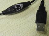 生产USB调控线厂家 线控电位器电源线 调节大小电阻连接线供应商