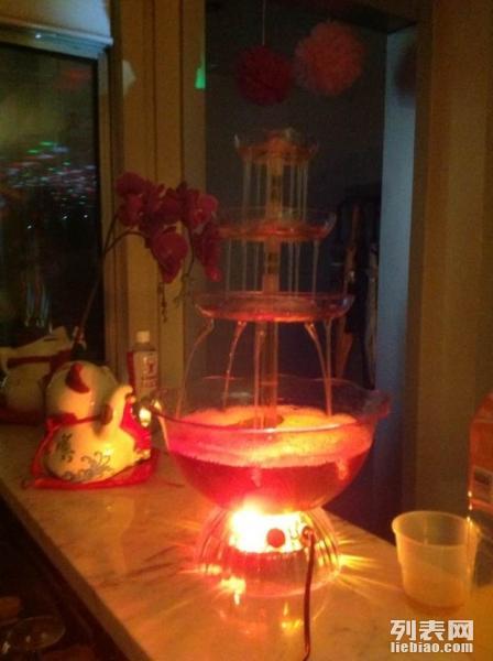 上海市中心恒隆对面生日派对圣诞聚会活动场地出租