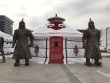 新式的蒙古包|[供应]呼和浩特优惠的蒙古包