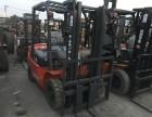 上海长宁出售精品杭州10吨大叉车 二手柴油叉车