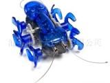 厂家供应智能机械甲虫(带开关)5色混装JT0017054 创意小
