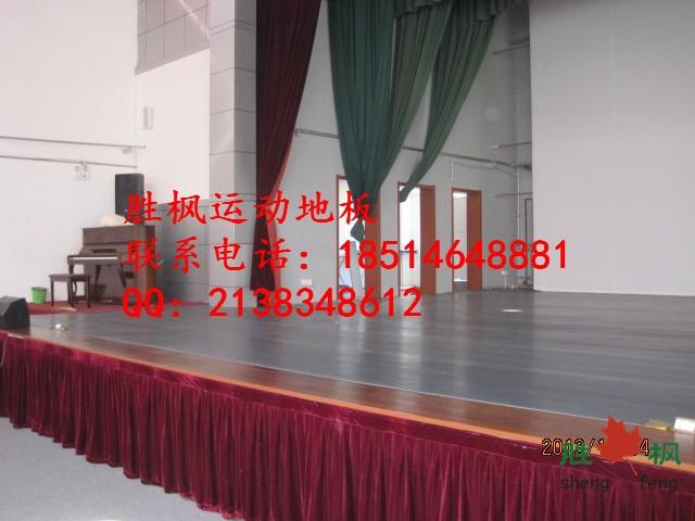 舞台木地板,周口室内篮球地板安装,舞台实木地板厂家