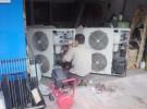 温州瓯海潘凤慈湖 快速上门维修大小房间空调 拆装无乱收费