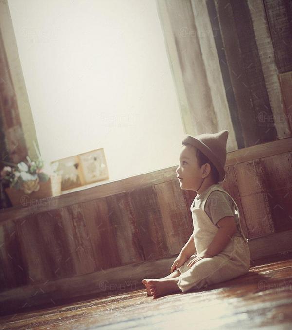 尚视觉儿童写真