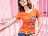 女装韩版新款短袖T恤批发,厂家直销