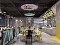 湖南长沙中西餐厅原创设计公司软装效果图施工图打造个性情怀店铺