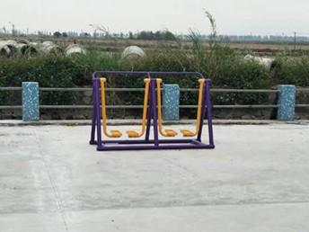广东珠海健身器材 户外运动路径设备社区漫步机厂家给力体育