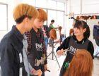 广州百美汇学校,学习美发技术全面