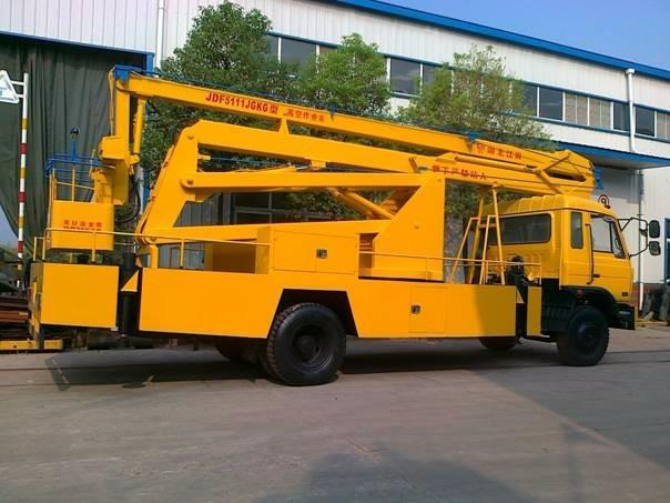 湖北专用汽车厂家销售优质高空作业车