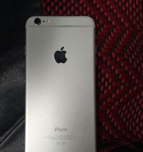 出自用苹果6P国行16G手机
