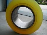 TCM前移式电动堆高机驱动轮,力至优叉车驱动轮,聚氨脂驱动轮