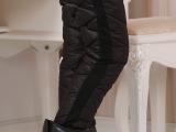 2015新款童装韩版儿童羽绒裤男女童加厚保暖羽绒裤童裤外穿批发