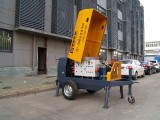 安徽水泥发泡机30型 每小时输送泡沫混凝土30立方 厂家直销