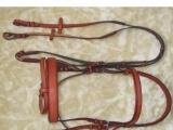 厂家供应纯皮水勒缰绳 马术马具用品 马鞍 此产品接受定做