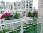 贵阳公园广场绿化和阳台护栏绿化对室内空气调节的影响有什么不同