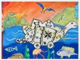 苏州新区狮山名门附近3-5岁创意美术启蒙班